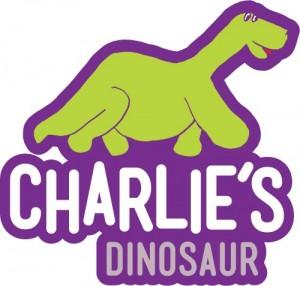 Charlies Dinosaur logo